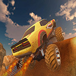 Ultimate MMX Heavy Monster Truck Racing